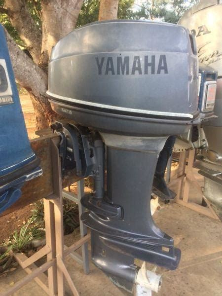 Yamaha Outboard Motors For Sale Western Cape by Used Yamaha Outboards For Sale Brick7 Boats