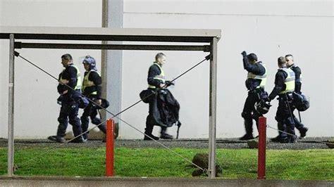 Metropolitan Remand Centre Riot Prison Officer Sues Over Mayhem Herald Sun