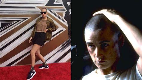 Tallulah Willis Shaves Head Like Mom Demi Moore in 'G.I ...