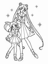 Coloring Sailor Moon Pages Sister Printable Brother Birthday Happy Sisters Sheets Sailormoon Getcolorings Colouring Usagi Anime Twin Sis Chibi Colour sketch template