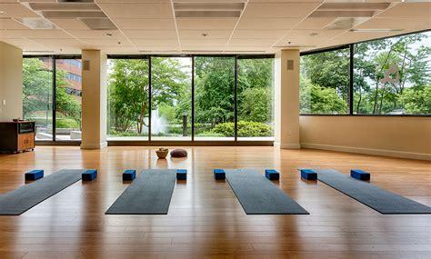 Design Home Yoga Studio : Reston Yoga Studio