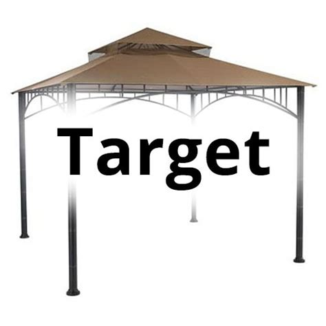 canopies at target gazebo replacement canopy top and replacement tops canada