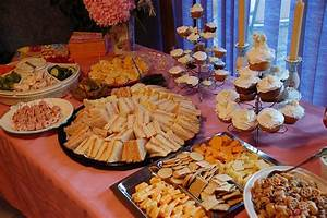 30 best images about bridal shower food ideas on pinterest With wedding shower food ideas