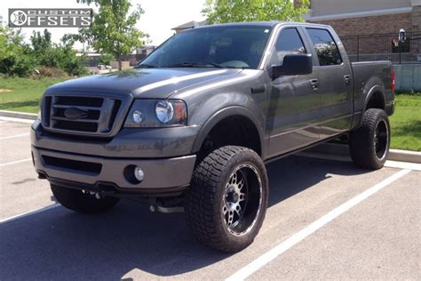 2008 Ford F 150 Xd Diesel Pro Comp Suspension Lift 6in