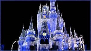 Disney castle wallpaper - 1265119