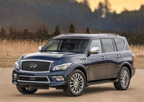 Infiniti Qx80 Photo by Infiniti Qx80 Specs Photos 2014 2015 2016 2017