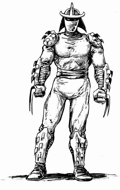 Shredder Mirage Catman Comic Battles