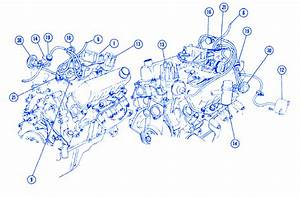 Mercury Capri 2 1976 Electrical Circuit Wiring Diagram