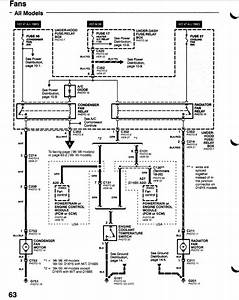 1993 Honda Accord Cooling Fan Wiring Diagram