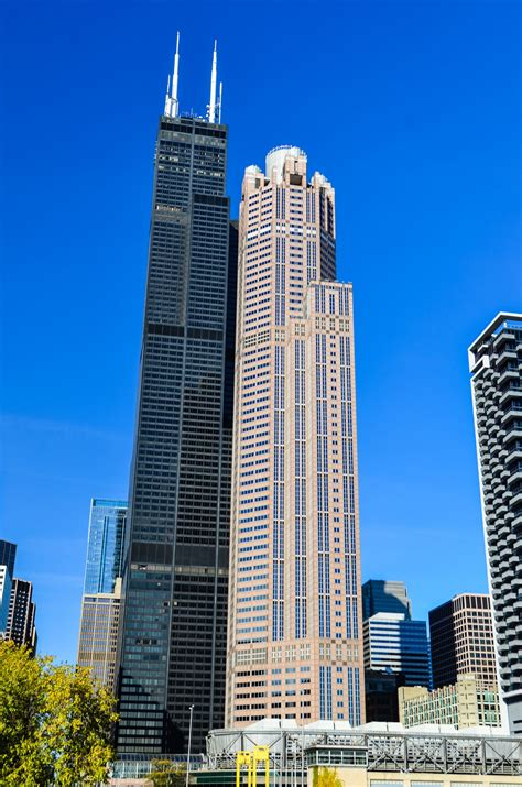 Willis Tower · Buildings Of Chicago · Chicago Architecture