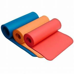 Tapis De Sol Sport : aerobic gym mat tapis de sol fitness gym yoga danse ~ Nature-et-papiers.com Idées de Décoration