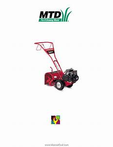 2007 Troy Bilt Super Bronco Owners Manual