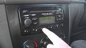 Code Autoradio Ford : how to input radio code on ford radios youtube ~ Mglfilm.com Idées de Décoration