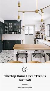 The Top Home Decor Trends for 2018 The Everygirl