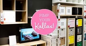 Ikea Kallax Ideen : 8 geniale kallax hacks aus dem netz ~ Eleganceandgraceweddings.com Haus und Dekorationen