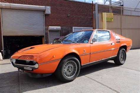 Alfa Romeo Montreal For Sale Usa by The Classic Car Finder 1973 Alfa Romeo Montreal 21482