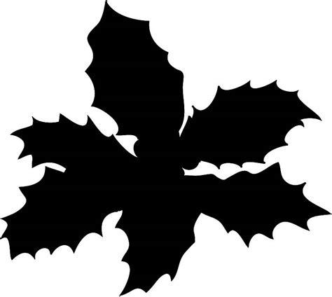 gingerbread man silhouette   clip art