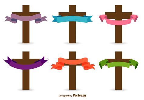Catholic Cross Vector Icons Download Free Vectors