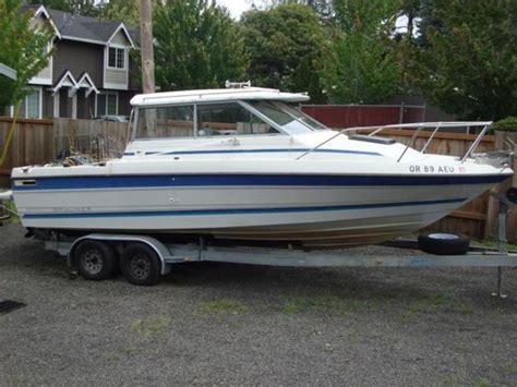 bayliner trophy powerboat  sale  oregon