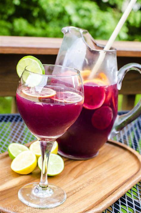 wine sangria recipe best ever sangria recipe unoriginal mom