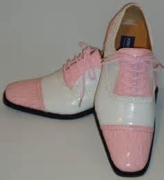 Pink Men's Dress Shoes