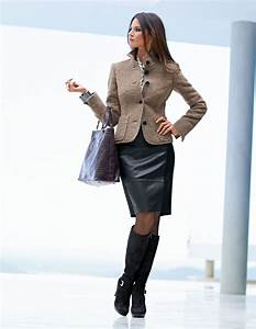 Skirt Suits Uniforms Amazing Dresses Ladies In