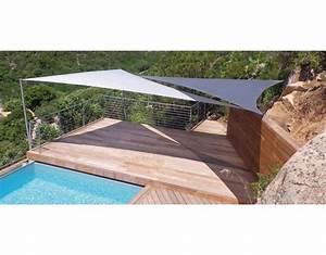 Voile Pour Terrasse : voile ombrage terrasse terrasse extrieur coin de dtente ~ Premium-room.com Idées de Décoration