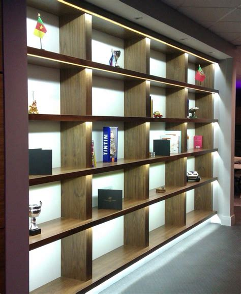 Bookcase Led Lighting by How To Position Your Led Lights