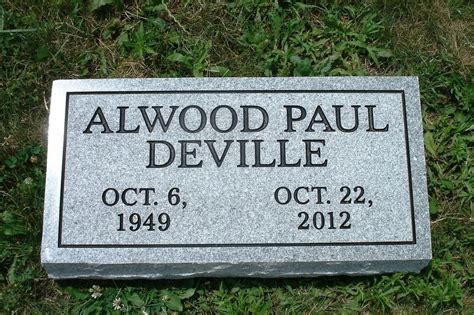 granite headstone grave marker gray flat or grass ebay