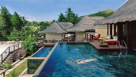 The Constance Lemuria Resort In Praslin, Seychelles