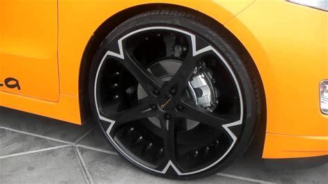 dubsandtirescom chevy volt   custom giovanna wheels