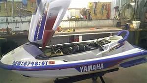 Lot 1312a 1995 Yamaha Waveraider 1100 Running Jet Ski