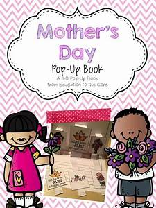 Mother's Day Pop-Up Card and DIY Book Freebie | Pinterest ...