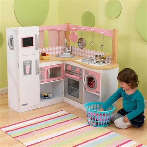 cuisines enfants grande cuisine d 39 angle pour enfant