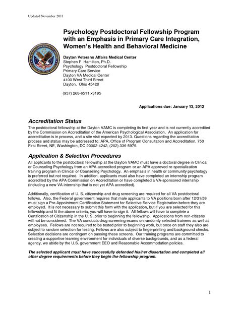 postdoc cover letter resume template effective cover