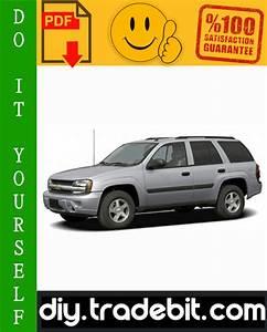 Chevy Chevrolet Trailblazer Service Repair Manual 2002