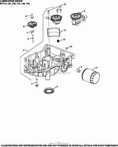 Kohler Kt725 Craftsman 22 Hp  16 4 Kw  Parts