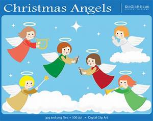 Free Xmas Angels Cliparts, Download Free Clip Art, Free ...
