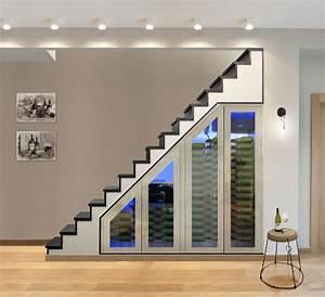 8 DIY Extra Storage Under Stairs Ideas You Will Love - Diy
