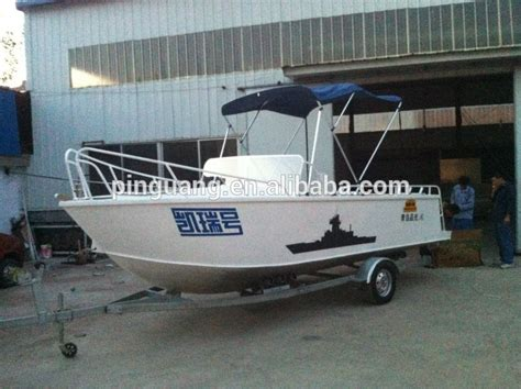 Cheap Used Fishing Boats by 20ft Aluminum Used Cheap Fishing Boat For Sale Buy