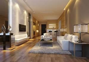 Realistic, Interior, Design, 273, 3d, Model, Max