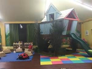 Custom Indoor Tree Houses
