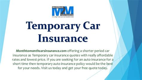 Not every life insurance plan will give you the chance to apply for temporary coverage. Get Temporary Car Insurance Cover: Best Plans for Temporary Auto Insu…