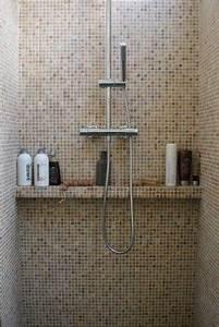 Etagere Dans La Douche : tablette int gr e dans le carrelage douche pinterest ~ Edinachiropracticcenter.com Idées de Décoration