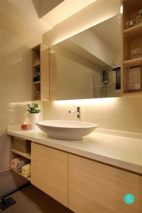 Inset Bathroom Mirror by 25 Best Ideas About Cove Lighting On Led
