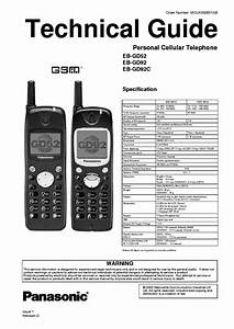 Panasonic Gd92 Technical Guide Service Manual Download