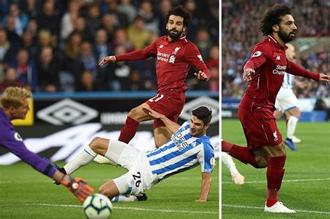 Huddersfield 0-1 Liverpool LIVE SCORE: Mo Salah back on ...