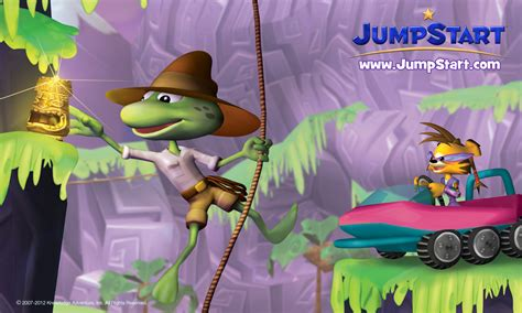fun game wallpapers js virtual world  jumpstart