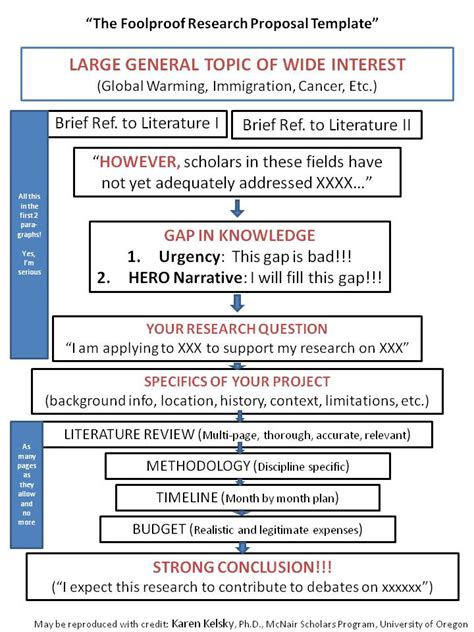 research plan dr s foolproof grant template the professor is in