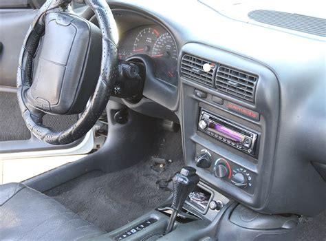 Z28 Camaro Interior by 1998 Chevrolet Camaro Interior Pictures Cargurus